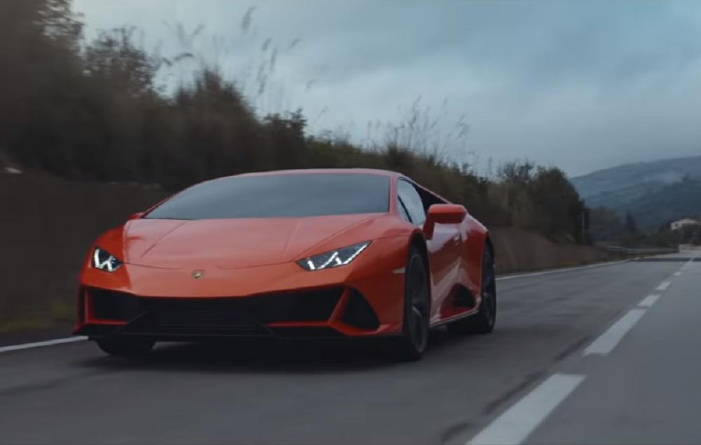 Photo of H Lamborghini Huracan Evo επί το έργον! [vid]