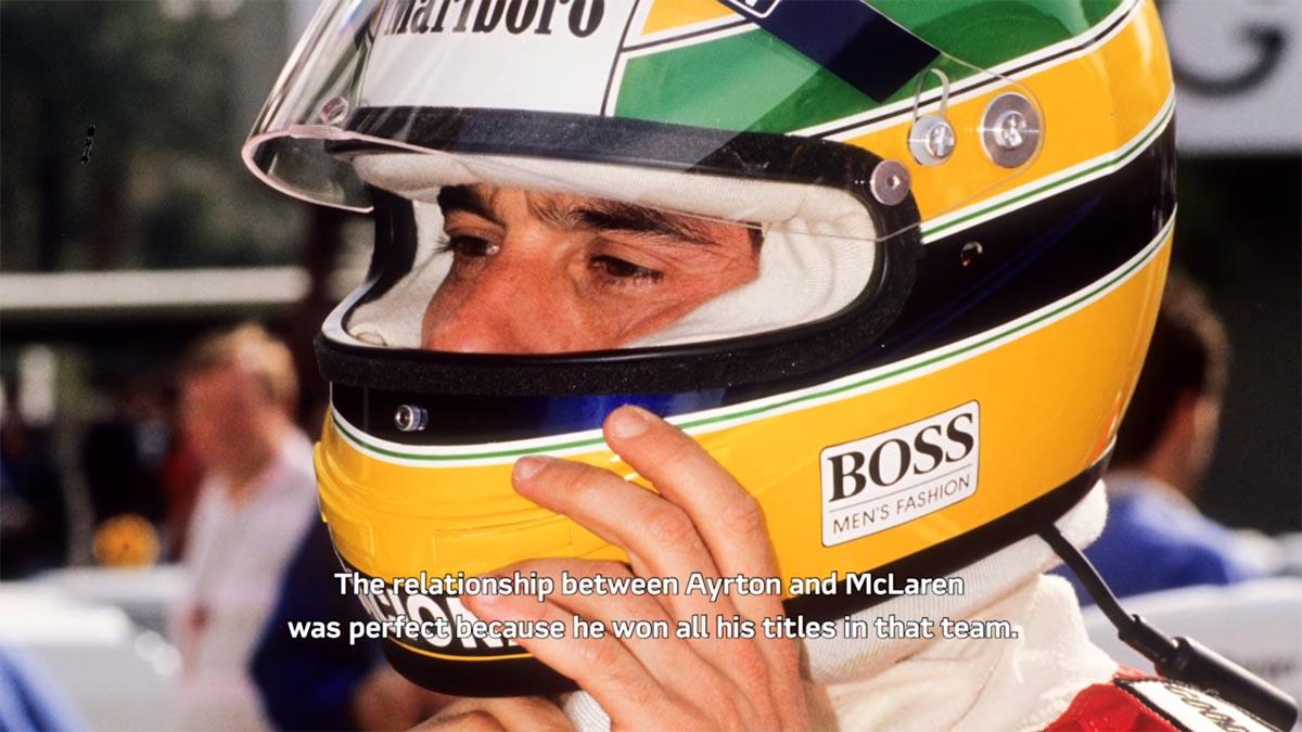 Photo of Πως κατασκευάστηκε το κράνος του Ayrton Senna; [vid]