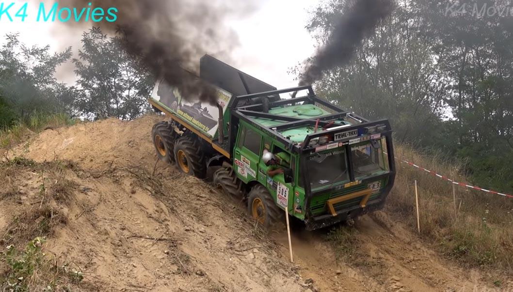 Photo of Απίθανα πράγματα σε αγώνες trial με φορτηγά [vid]