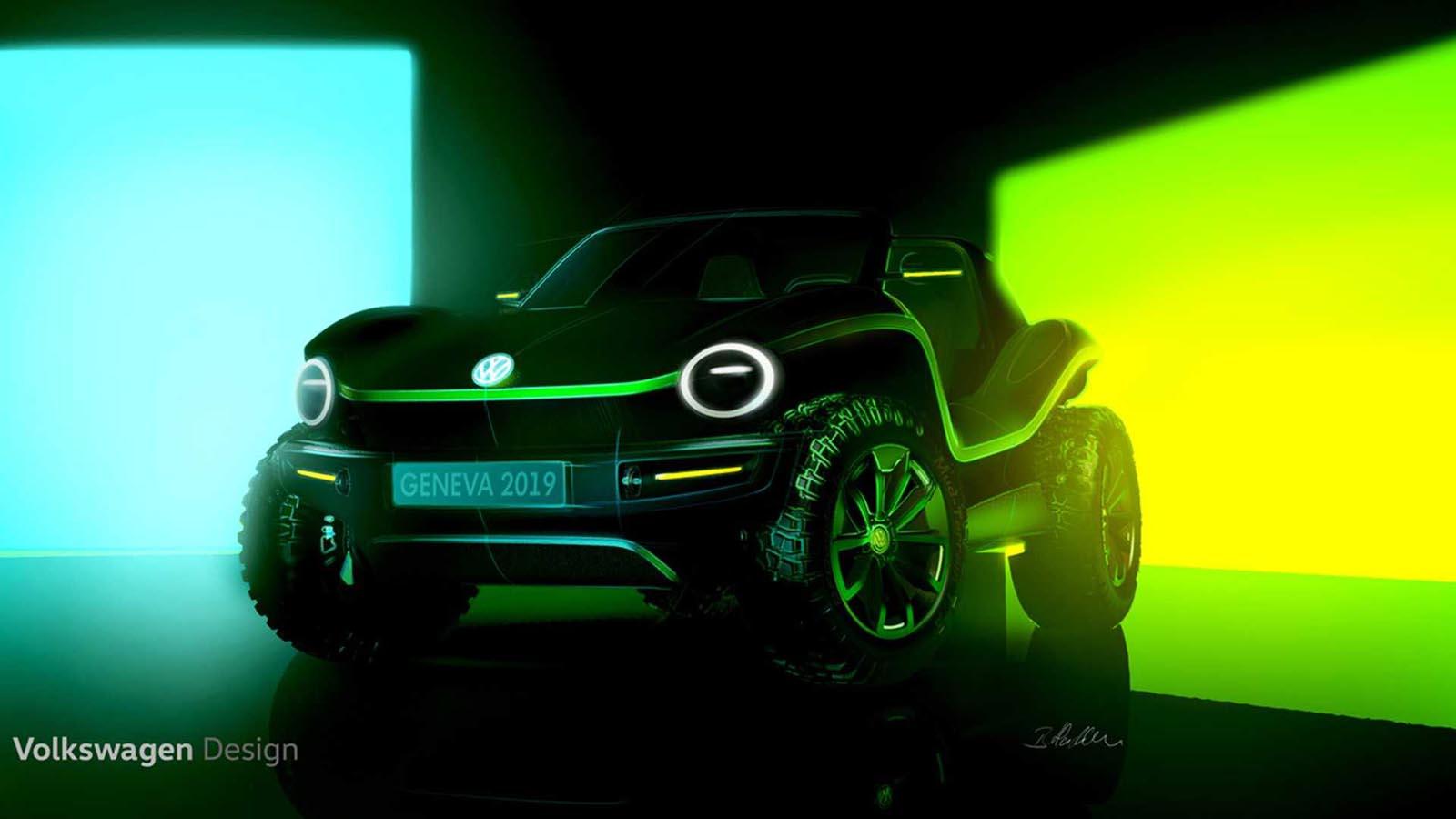Photo of Το Volkswagen Buggy επιστρέφει!