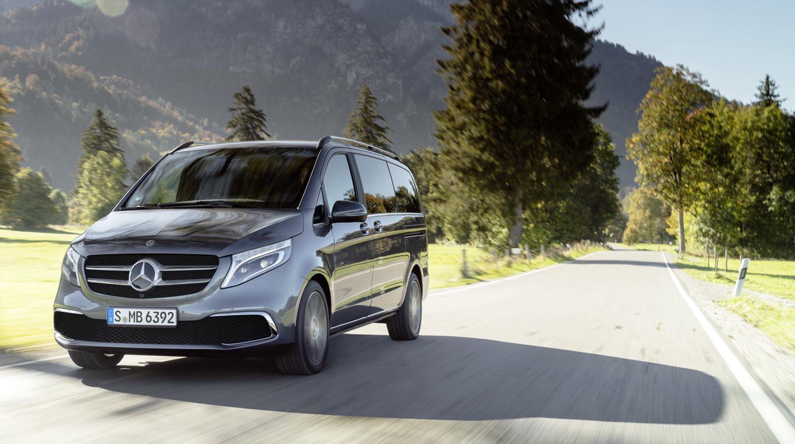 Photo of Ανανέωση για την Mercedes-Benz V-Class