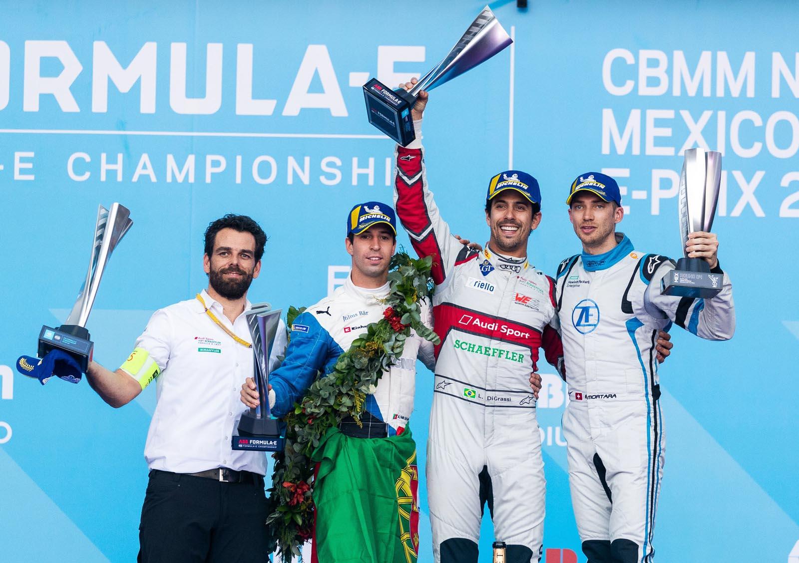 Photo of Η τρίτη συνεχόμενη νίκη για την Audi στο E-Prix του Μεξικό