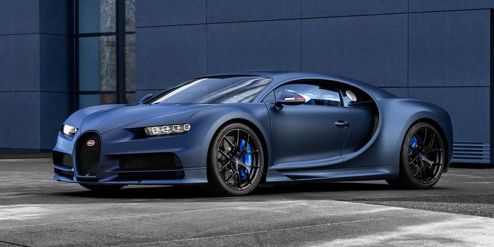 Photo of H Bugatti γιορτάζει τα 110 χρόνια της με μία ειδική Chiron