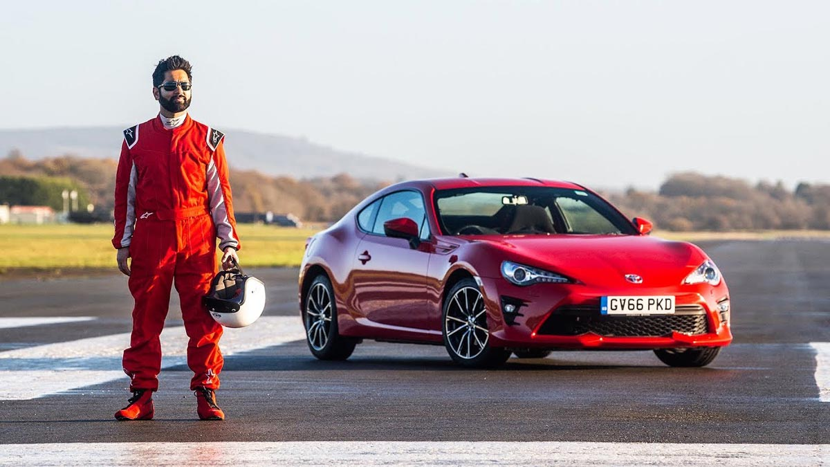 Photo of Τυφλός οδηγός στην 5η θέση του Top Gear [vid]