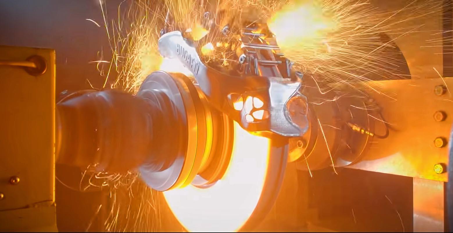 Photo of Bugatti: Τεστ κοπώσεως για σιαγόνα φρένων από τιτάνιο [vid]