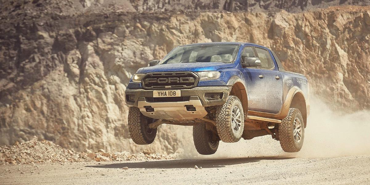 Photo of Διαθέσιμο στην Ελλάδα το Ford Ranger Raptor!