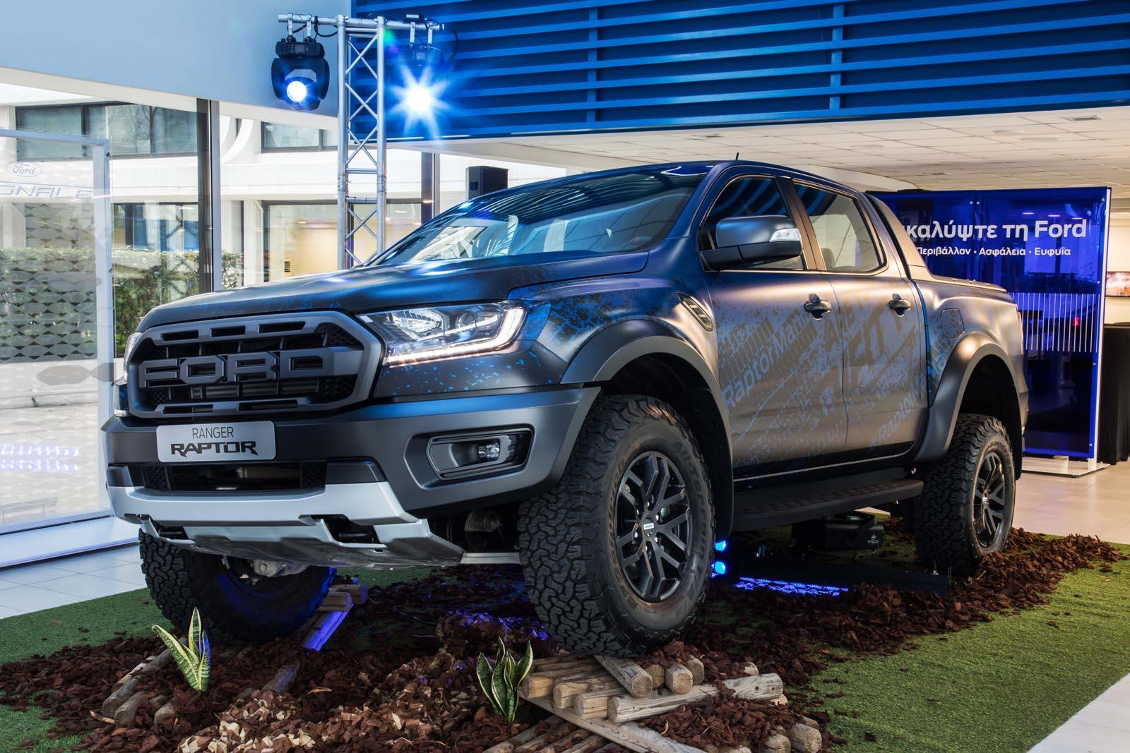 Photo of Πανελλήνια πρεμιέρα για το Nέο Ford Ranger Raptor