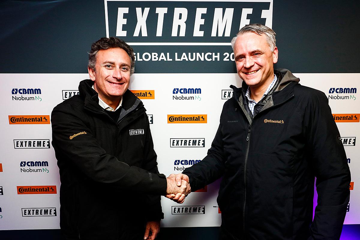 Photo of Η Continental στηρίζει το Extreme E off-road για ηλεκτροκίνητα οχήματα