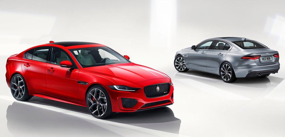 Photo of Facelift για την Jaguar XE