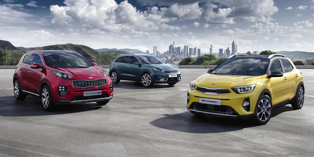 Photo of Νέο ρεκόρ πωλήσεων της Kia στην Ευρώπη το 2018