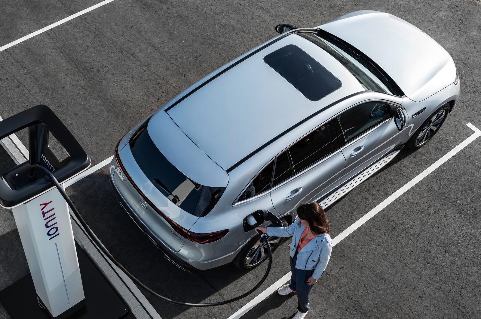 Photo of Η παραγωγή της Mercedes EQC πάει πιο πίσω…