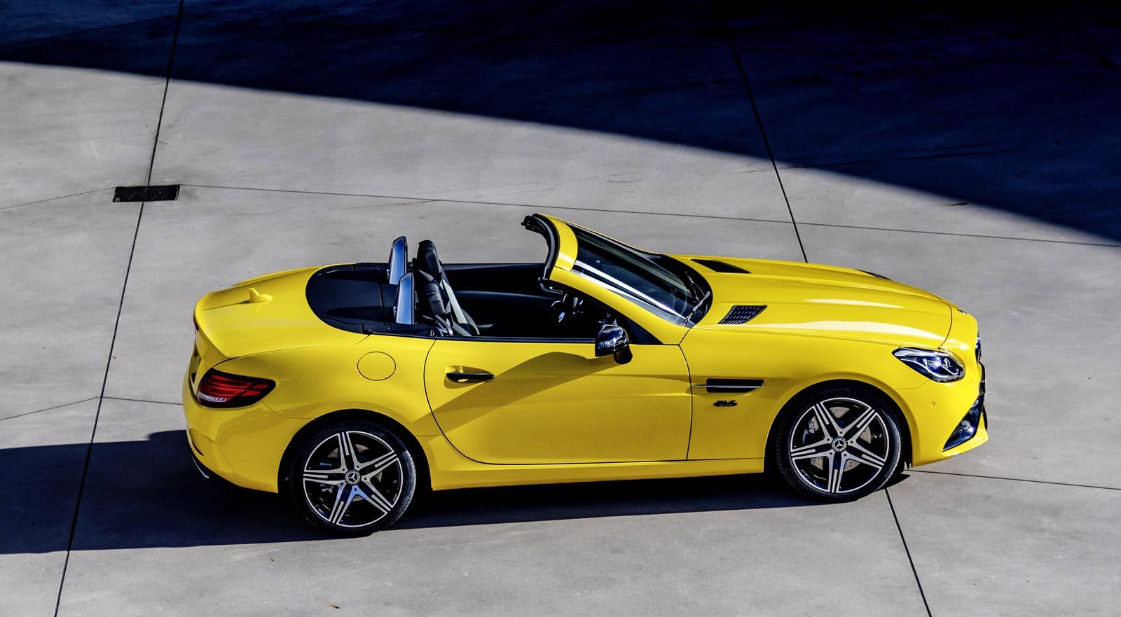 Photo of Τέλος εποχής για την Mercedes SLC