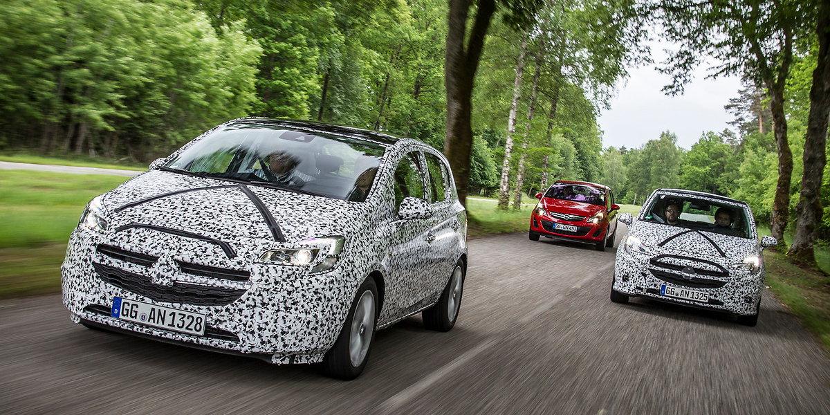 Photo of Η νέα γενιά Opel Corsa φέρνει κορυφαίες τεχνολογίες στη «μικρή» κατηγορία