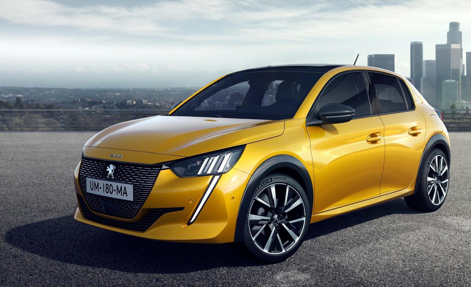 Photo of To νέο Peugeot 208 έχει από ηλεκτρική μέχρι και GTI έκδοση!