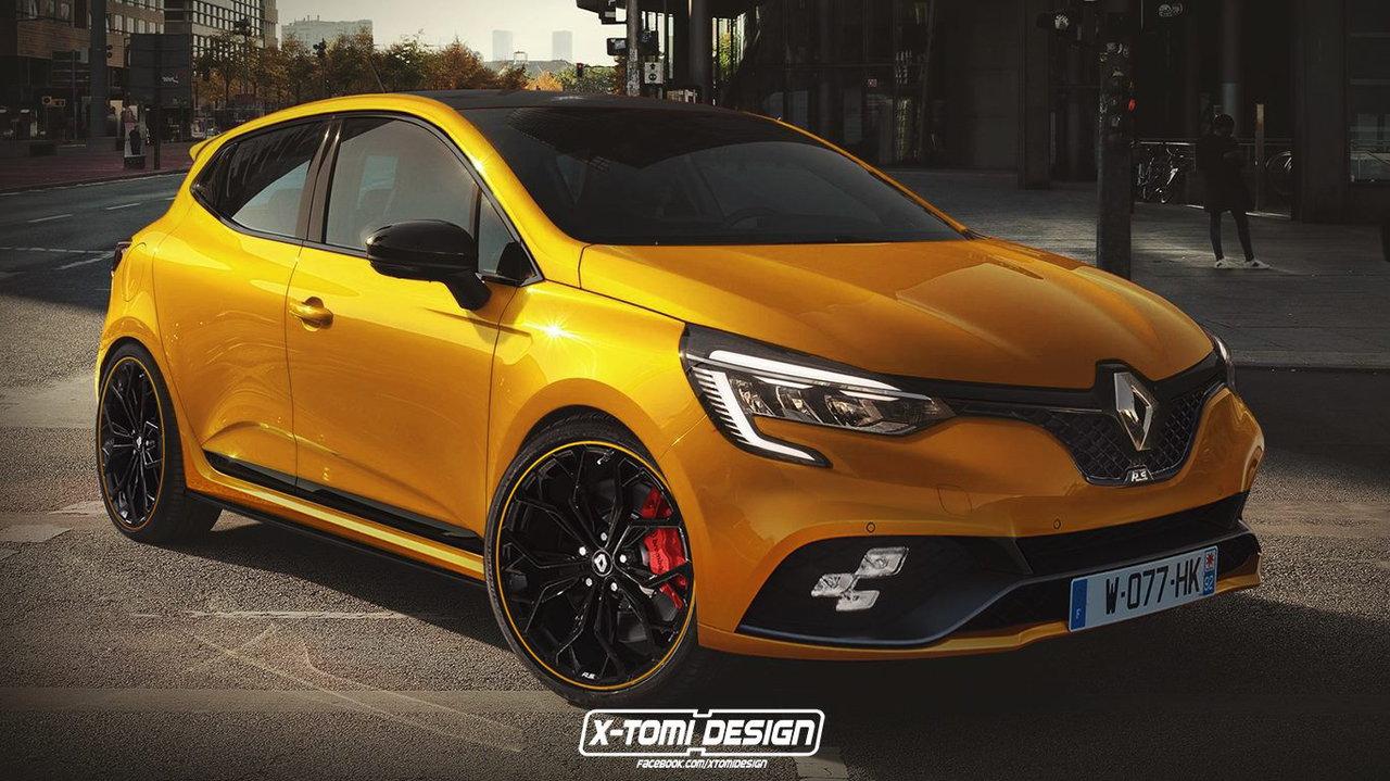 Photo of Πως θα είναι το νέο Renault Clio RS;