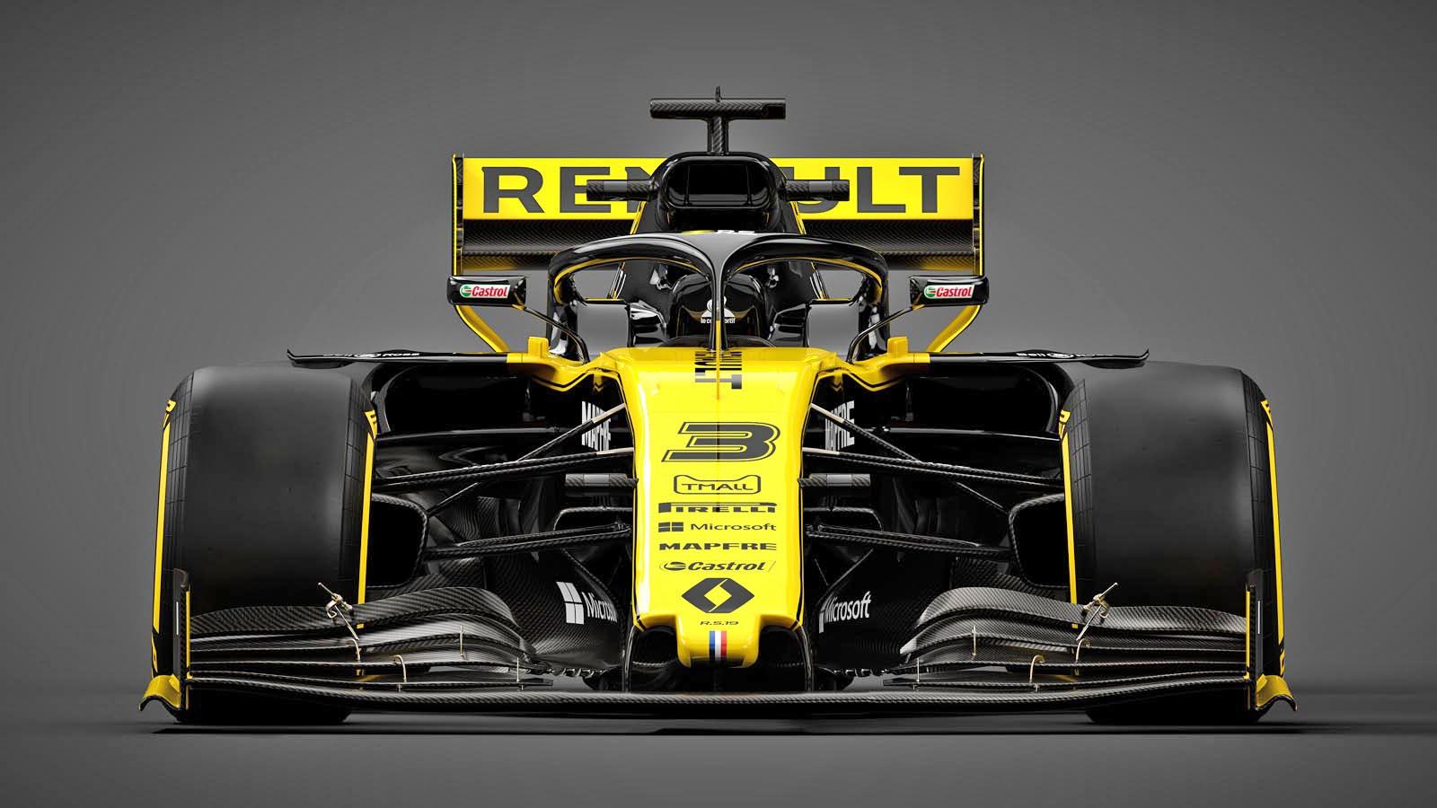 Photo of H Renault F1 Team παρουσίασε το νέο μονοθέσιο RS 19