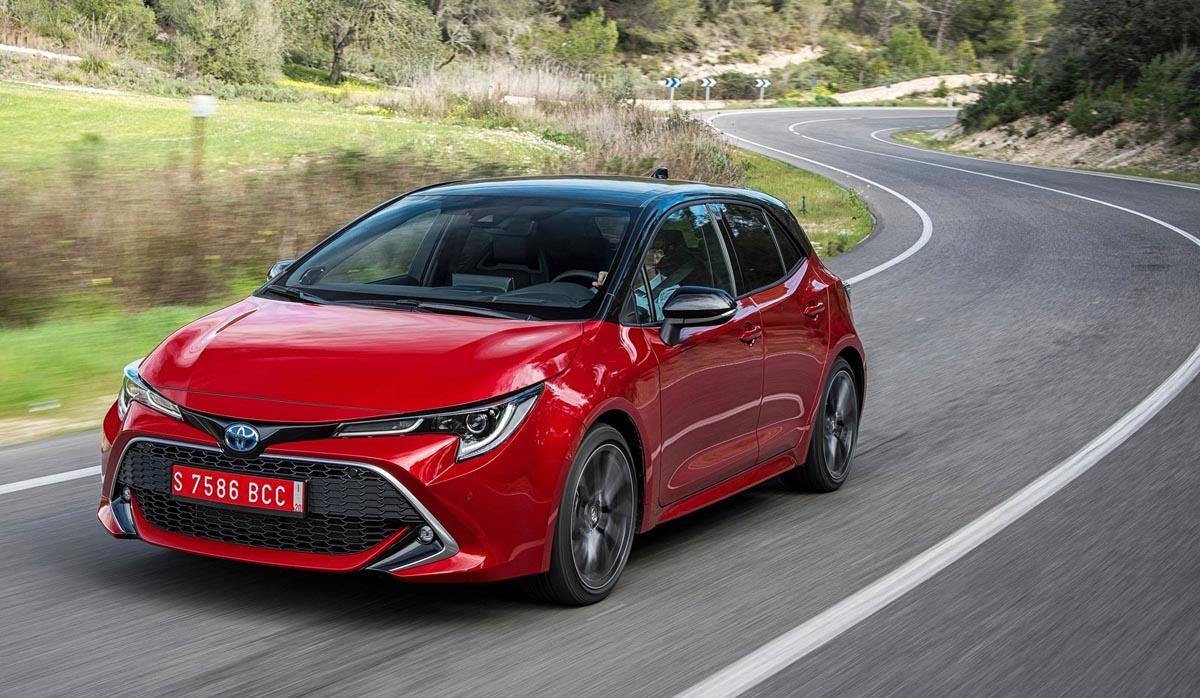Photo of Η νέα Toyota Corolla θα έχει και καυτή έκδοση GRMN