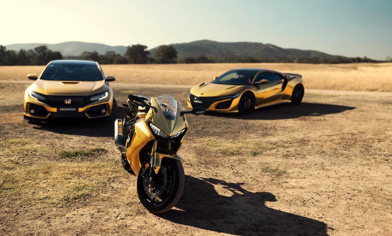 Photo of «Χρυσάφι» τα Honda στην Αυστραλία