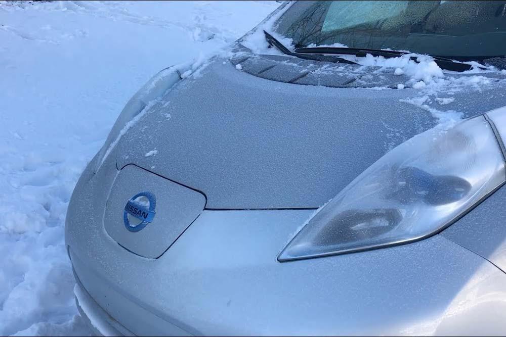 Photo of Πόσο αντέχουν τα ηλεκτρικά οχήματα στο κρύο;