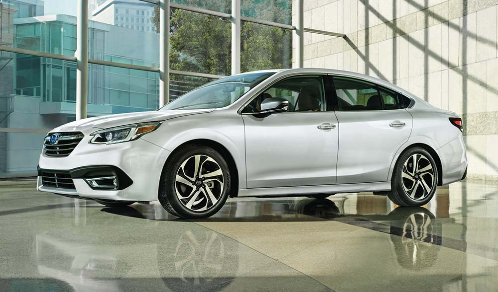 Photo of Αποκαλυπτήρια για το νέο Subaru Legacy