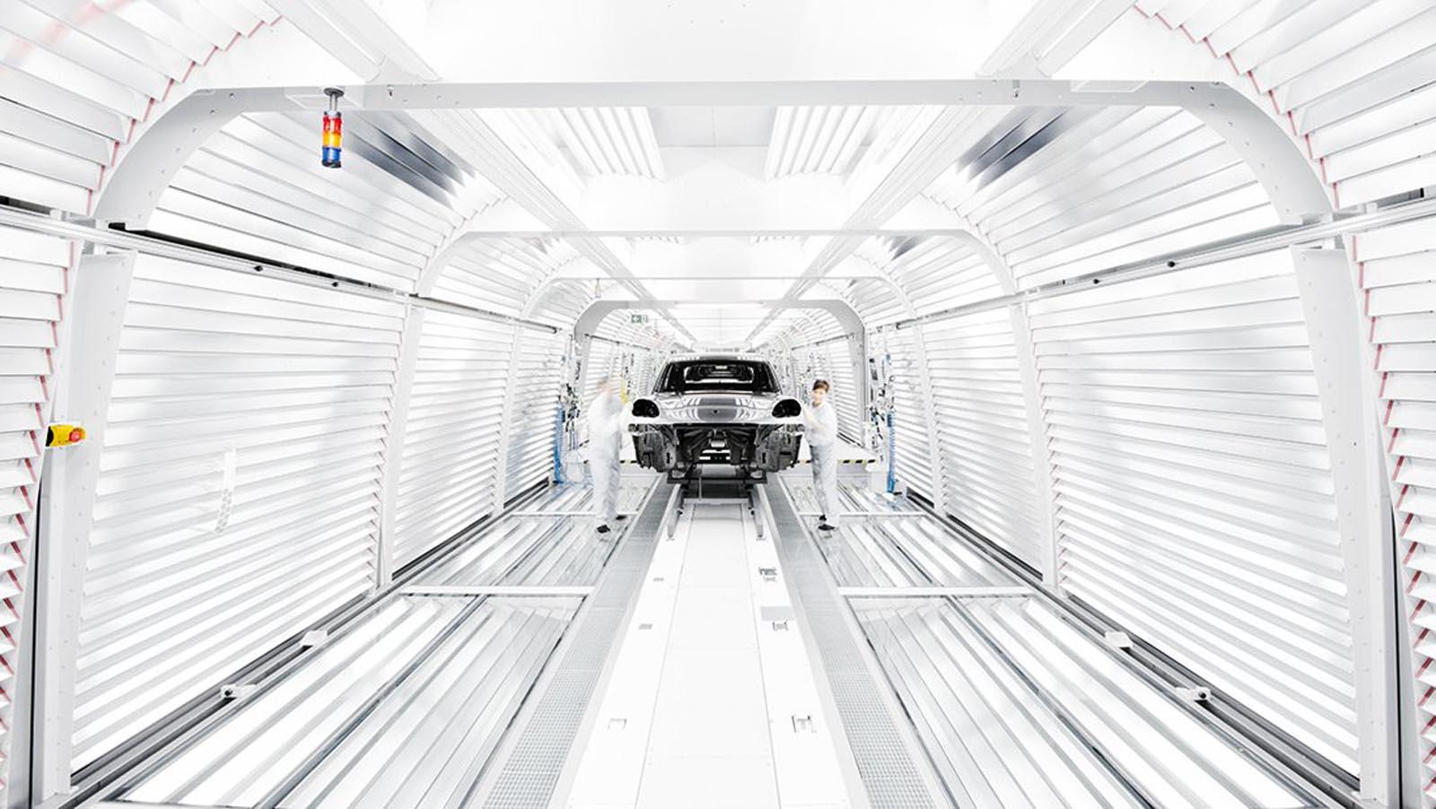 Photo of Αγορά Γερμανίας: Πτώση πωλήσεων της Porsche, αύξηση των diesel
