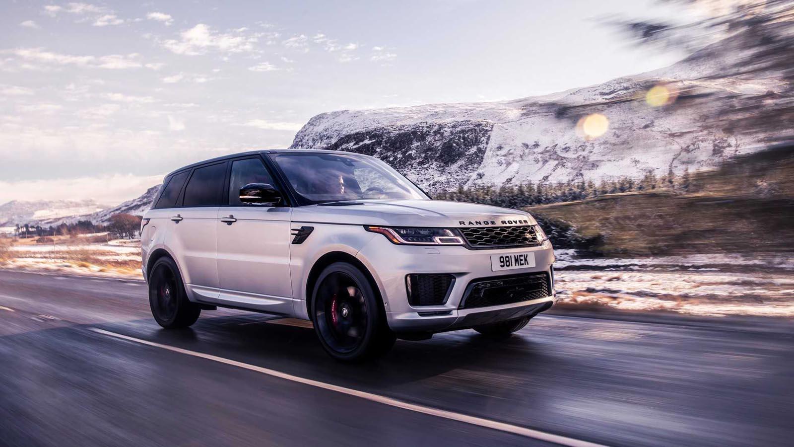 Photo of Το ήπιο υβριδικό Range Rover Sport HST έχει ηλεκτρικό «κομπρέσορα»
