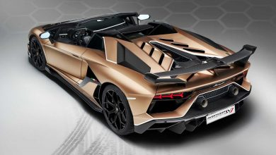 Photo of Αυτή είναι η Lamborghini Aventador SVJ Roadster!
