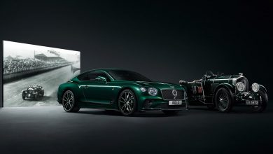 Photo of H Bentley Continental GT Number 9 είναι μια σπέσιαλ έκδοση από τον Mulinner