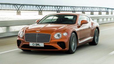 Photo of Νέα V8 έκδοση για την Bentley Continental GT