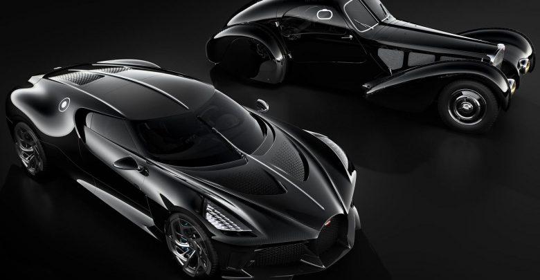 Photo of Η Bugatti La Voiture Noire είναι το ακριβότερο αυτοκίνητο στον κόσμο