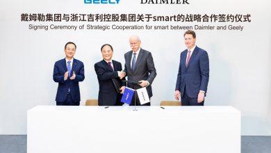 Photo of Επίσημο: H Daimler πούλησε την Smart στην Geely