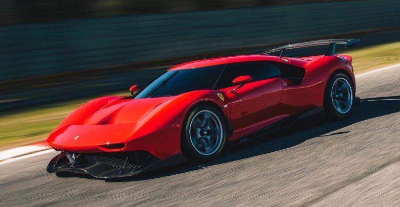 Photo of H Ferrari P80/C είναι ένα one-off αγωνιστικό