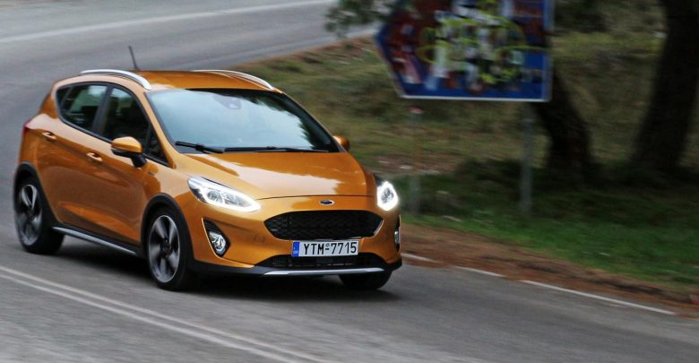 Photo of Ford Fiesta Active 1.5 TDCi [test drive]