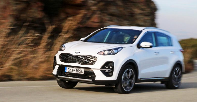 Photo of Kia Sportage 1.6 T-GDi 177 PS [test drive]