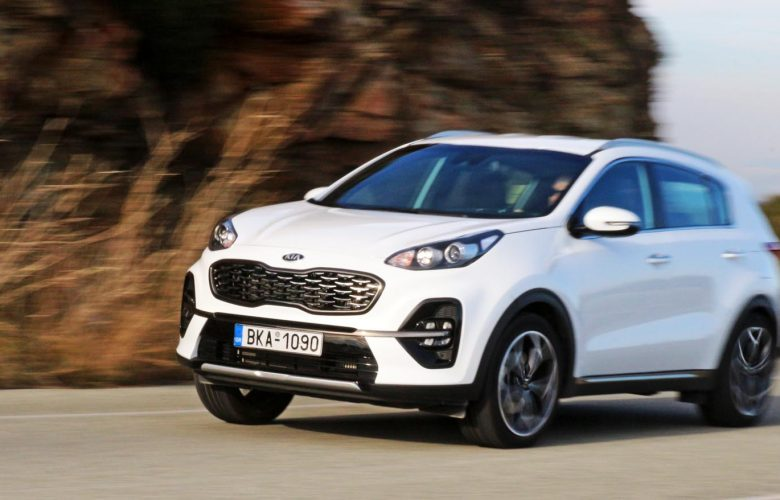 Kia Sportage 1.6 T-GDi 177 PS [test drive]