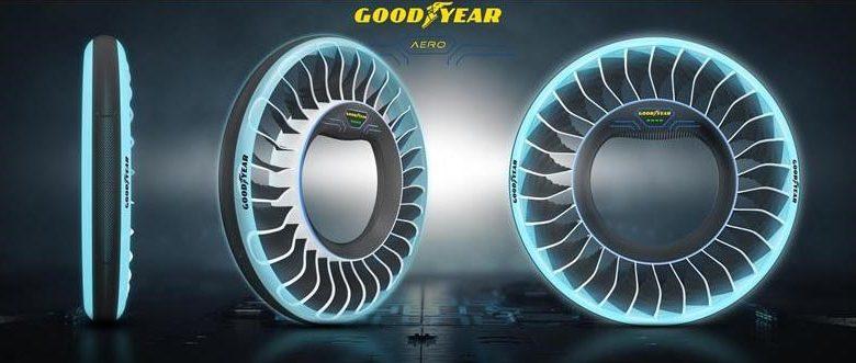 Photo of Το Goodyear Concept AERO είναι για ιπτάμενα αυτόνομα οχήματα!