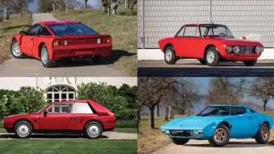 Photo of Ποιος θα αποκτήσει αυτές τις τέσσερις μοναδικές αγωνιστικές Lancia;