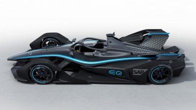 Photo of H Mercedes παρουσίασε το καινούργιο μονοθέσιό της για τη Formula E