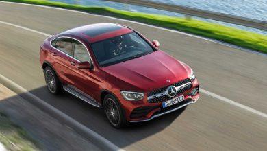 Photo of Ανανέωση και για την Mercedes GLC Coupe