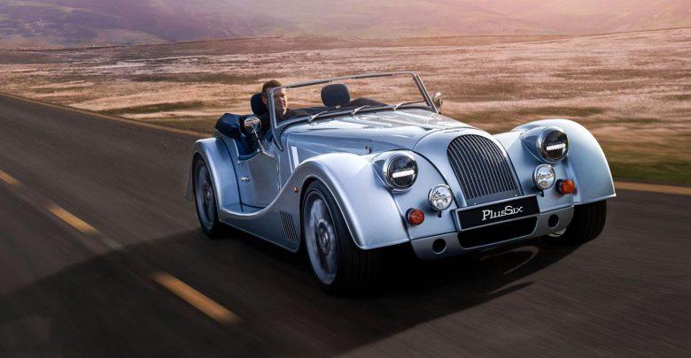 Photo of To Morgan Six Plus έχει ξύλινο πλαίσιο και κινητήρα από Supra!