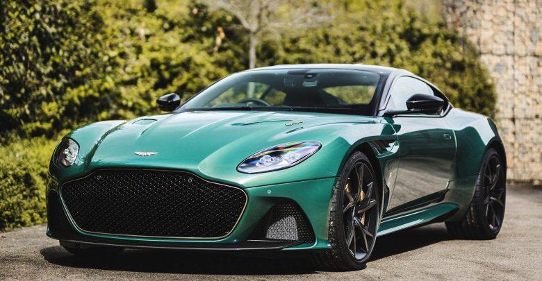 Photo of Με ρετρό αύρα η Aston Martin DBS 59