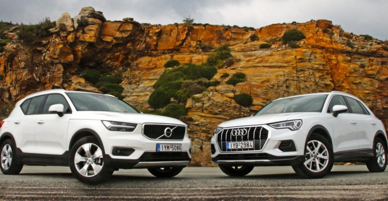 Photo of Audi Q3 35 TFSI vs Volvo XC40 T3 [test drive]