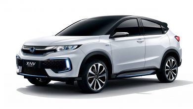 Photo of H Honda παρουσίασε το ηλεκτρικό X-NV
