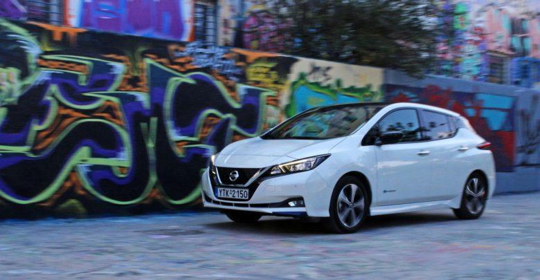 Photo of Nissan Leaf [test drive]