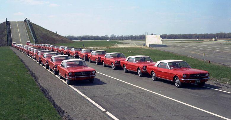 Photo of Η Ford Mustang είναι το δημοφιλέστερο σπορ μοντέλο παγκοσμίως