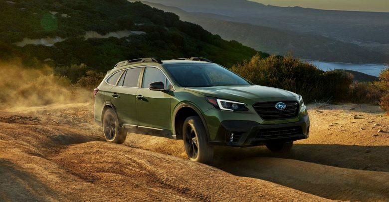 Photo of Νέο Subaru Outback στη Νέα Υόρκη