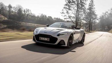 Photo of Η DBS Superleggera Volante είναι η ταχύτερη ανοιχτή Aston Martin