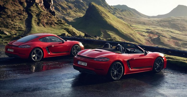 Photo of Porsche: Αμιγώς ηλεκτρικές εκδόσεις στις επόμενες Boxster/ Cayman