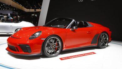 Photo of Διαρροή για την Porsche 911 Speedster