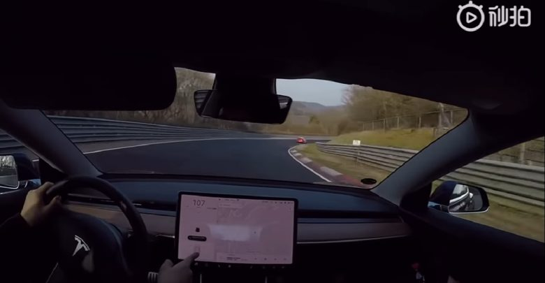 Photo of Με ένα Tesla Model 3 Performance στο Ring [vid]